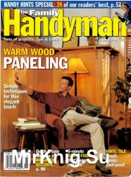 The Family Handyman November 2001