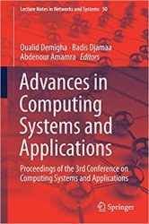 Advances in Computing Systems and Applications: Proceedings of the 3rd Conference on Computing Systems and Applications