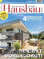 Hausbau - September/Oktober 2018