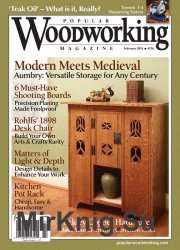Popular Woodworking №216 2015