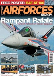 Air Forces Monthly - September 2018