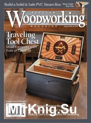 Popular Woodworking №219 2015