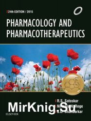 Pharmacology and Pharmacotherapeutics, 24th Edition