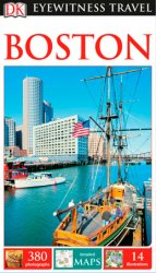 DK Eyewitness Travel Guide: Boston (2017)