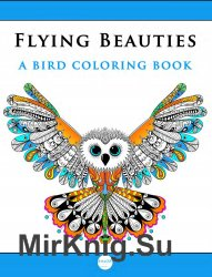 Flying beauties a bird coloring book