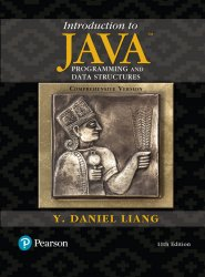 Introduction to Java Programming and Data Structures, Comprehensive Version 11th Edition