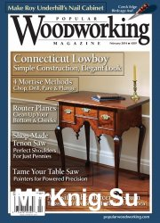 Popular Woodworking №209 2014