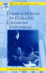 Empirical Methods for Evaluating Educational Interventions (Educational Psychology)