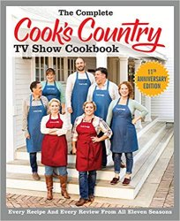 The Complete Cook's Country TV Show Cookbook, 11th Anniversary Edition