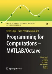 Scientific Computing With Matlab And Octave Pdf