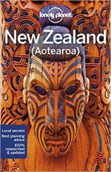 Lonely Planet New Zealand, 19 edition