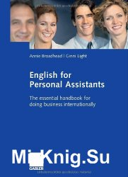 English for Personal Assistants: The essential handbook for doing business internationally