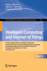Intelligent Computing and Internet of Things (Part 2)