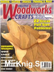 Creative Woodworks and Crafts October 1999