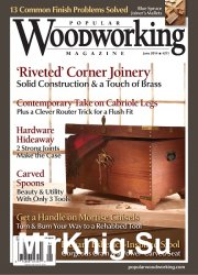 Popular Woodworking №211 2014