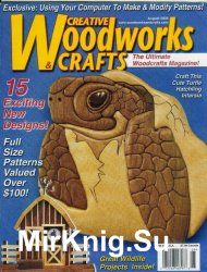 Creative Woodworks and Crafts August 2004