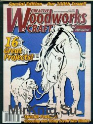 Creative Woodworks and Crafts June 2004