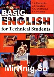 Basic English for Technical Students