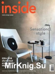 inside - Interior Design Review Magazine - September/October 2018