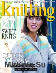 Knitting Magazine - October 2018