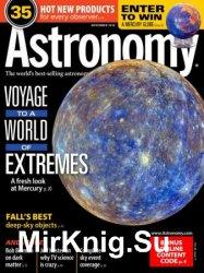 Astronomy - November 2018