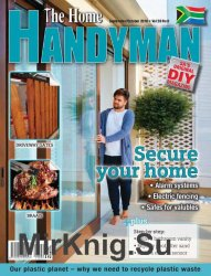 The Home Handyman - September/October 2018