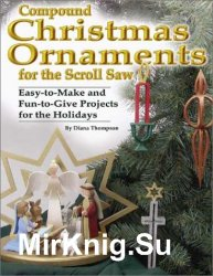 Compound Christmas Ornaments for the Scroll Saw (2002)