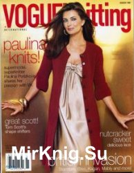 Vogue Knitting International Holiday 2007