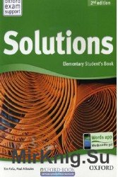 Solutions Elementary ( Student's Book, Workbook, Teacher's Book)