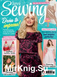 Love Sewing - Issue 59 2018