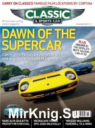 Classic & Sports Car UK - November 2018