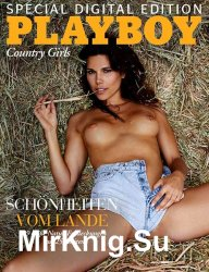 Playboy Germany Special Edition - Country Girls 2018