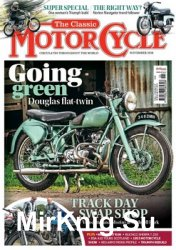 The Classic MotorCycle - November 2018