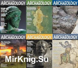 Archaeology - 2018 Full Year Issues Collection