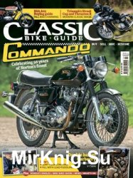 Classic Bike Guide - July 2018