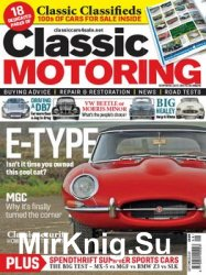 Classic Motoring - September 2018
