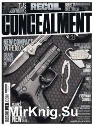 Recoil Presents Concealment - Issue 11