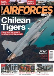 Air Forces Monthly - November 2018