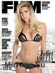 FHM South Africa №10 2018