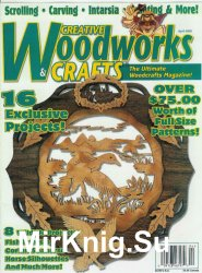 Creative Woodworks and Crafts April 2000