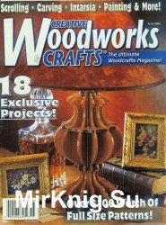 Creative Woodworks and Crafts June 2000