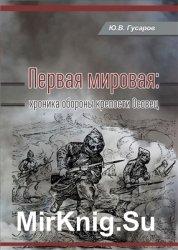 Первая мировая: хроника обороны крепости Осовец