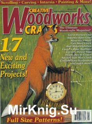 Creative Woodworks and Crafts January 2001