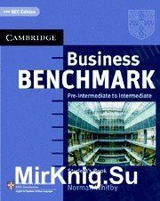 Business Benchmark Pre-Intermediate