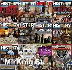 History Revealed - 2018 Full Year Issues Collection