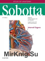 Sobotta Atlas of Anatomy Internal Organs. Volume 2. 16th edition