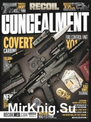 Recoil Presents: Concealment - Issue 12