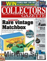 Collectors Gazette - December 2018