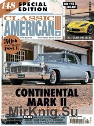Classic American - August 2018