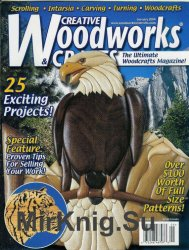 Creative Woodworks and Crafts January 2004